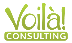 LOGO Voila! Consulting