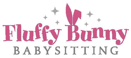 LOGO Fluffy Bunny Babysitting