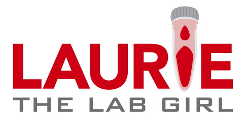 LOGO Laurie the Lab Girl