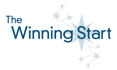 LOGO The Winning Start